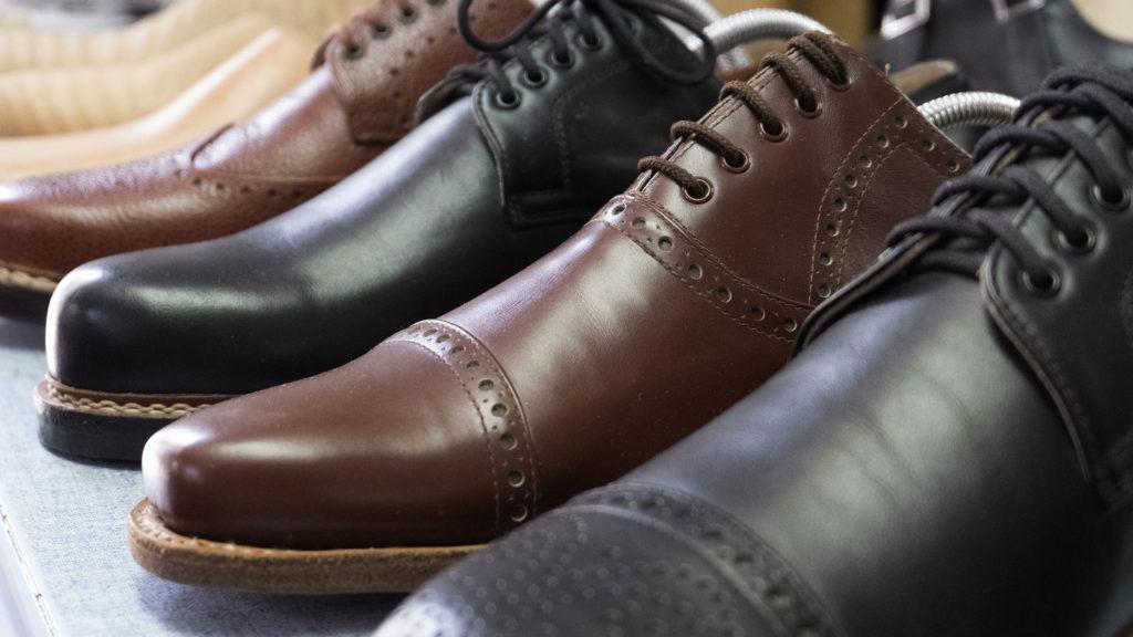 Bőrcipők fajtái