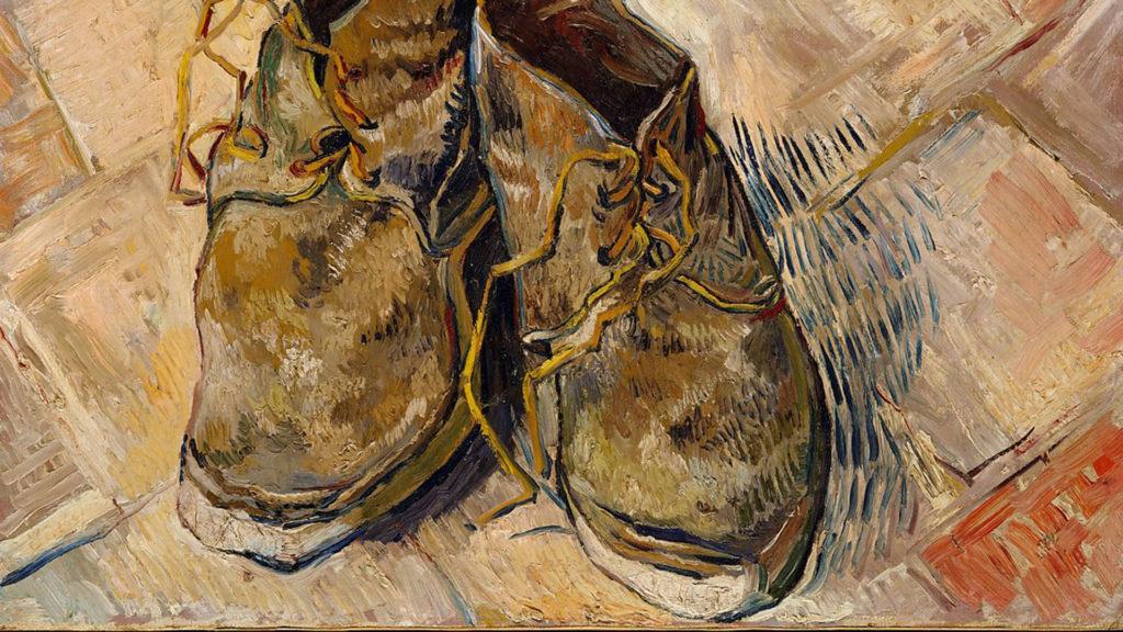 Egy régi cipő, ami javításra vár